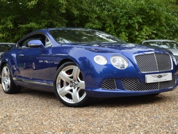 Bentley Continental  **** SOLD ****